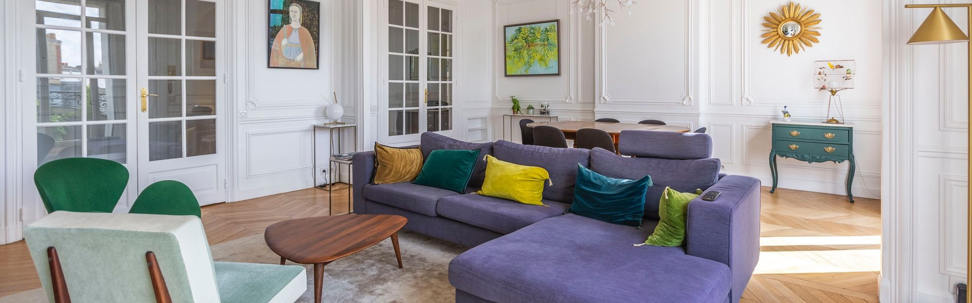 Ds real estate location appartement meubl et vente - Location meublee boulogne billancourt ...